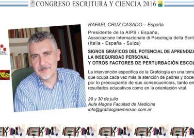 Congreso Emerson. 2016