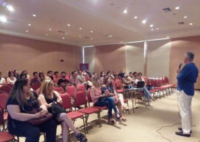 Colegio El Carmen San Rafael. Marzo 2017