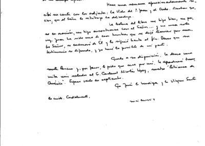 FRANCISCO-I-Carta-Papa-a-familiar-siendo-cardenal,-fijarse-tamaño-firma-menor-texto