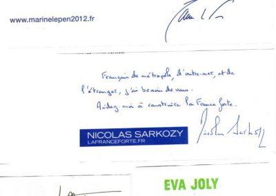 Presidenciales francesas 2012